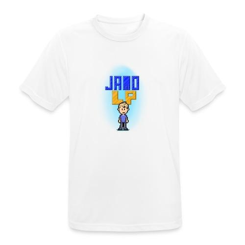 Pixel Jamo - Herre T-shirt svedtransporterende