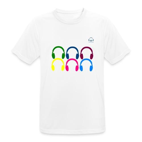 Headphones Tarifa - Camiseta hombre transpirable