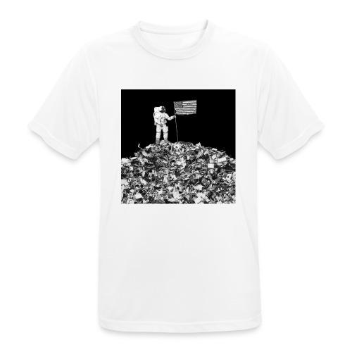 Astro - Maglietta da uomo traspirante