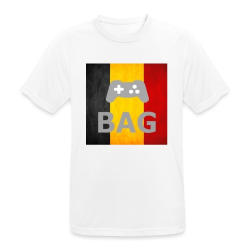 BelgiumAlpha Games - Men's Breathable T-Shirt