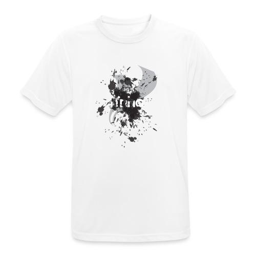 Ninho Flyng Sketch - Maglietta da uomo traspirante