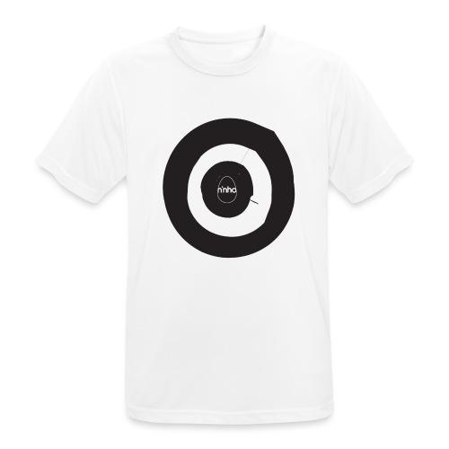 Ninho Target - Maglietta da uomo traspirante