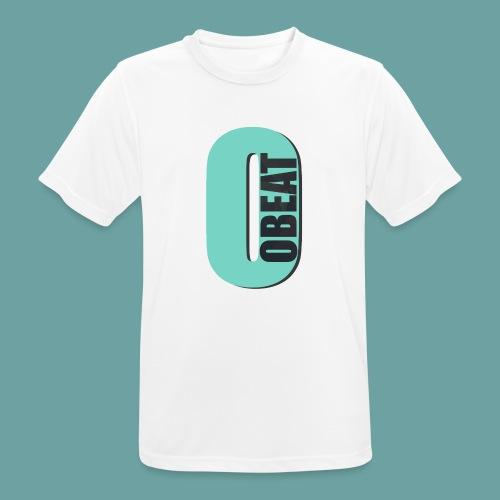 OBeat Logo O - Mannen T-shirt ademend