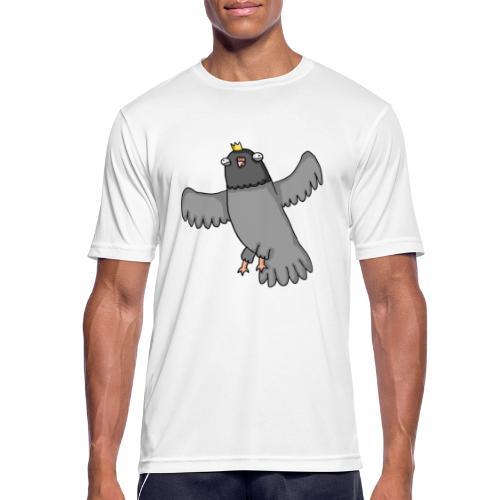 OpperDuif - Mannen T-shirt ademend actief