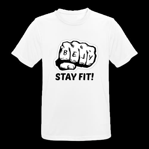 Sport tøj - Herre T-shirt svedtransporterende