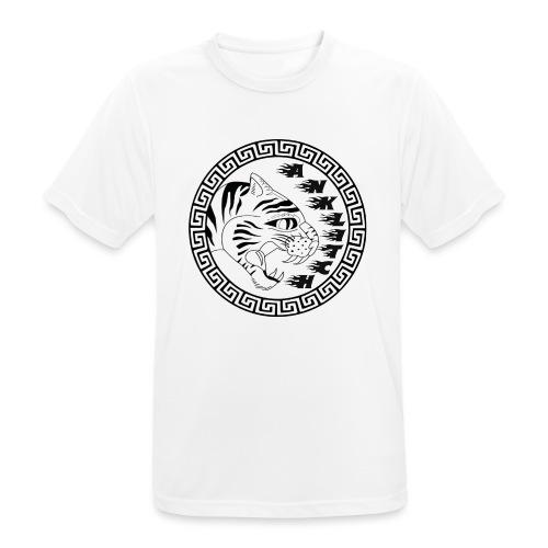 Anklitch - Mannen T-shirt ademend actief