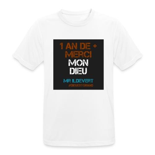 MMD - T-shirt respirant Homme