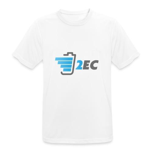 2EC Kollektion 2016 - Männer T-Shirt atmungsaktiv