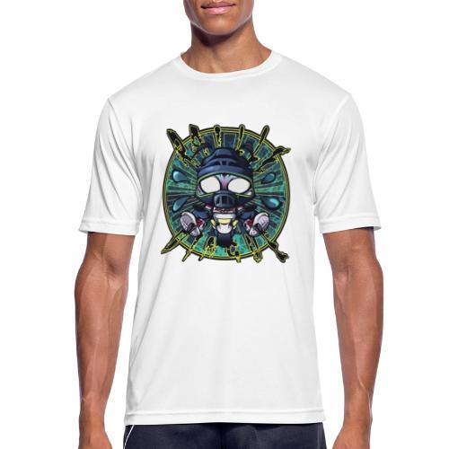 RailleDingue (400ppp - 40 - T-shirt respirant Homme