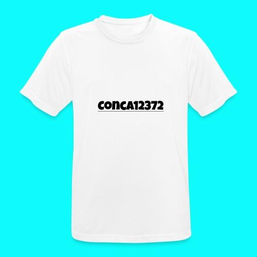 Conca12372 - Men's Breathable T-Shirt
