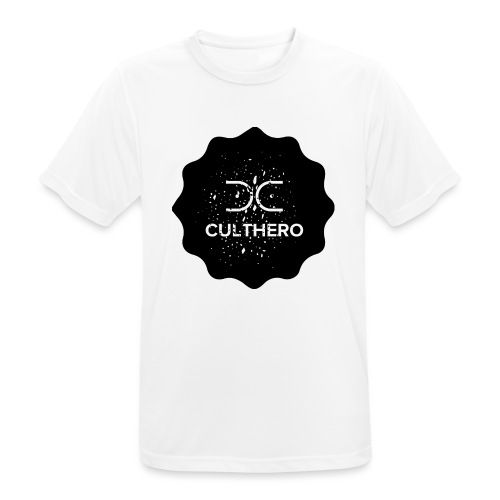 Cult Hero- Hero Gear - Men's Breathable T-Shirt