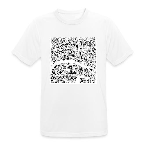 Paris addict - T-shirt respirant Homme