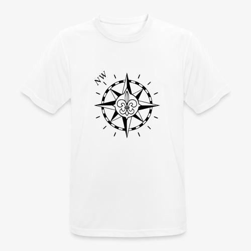 Nordwest - miesten tekninen t-paita