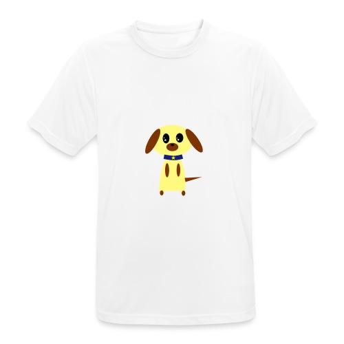 Dog Cute - Männer T-Shirt atmungsaktiv