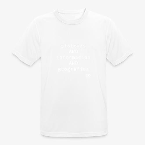 SIG - Camiseta hombre transpirable