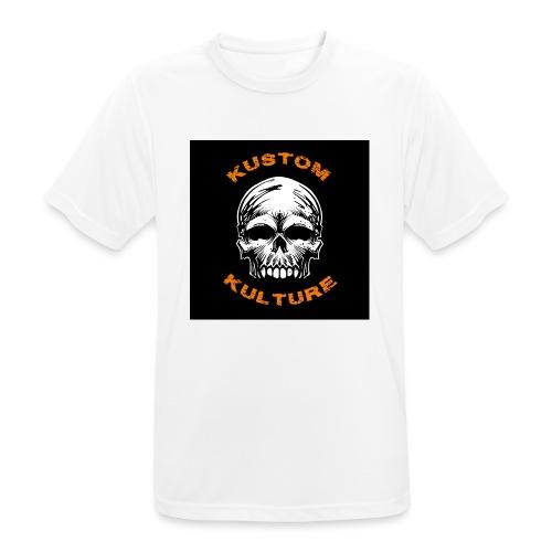 Sans Maxilaire - T-shirt respirant Homme