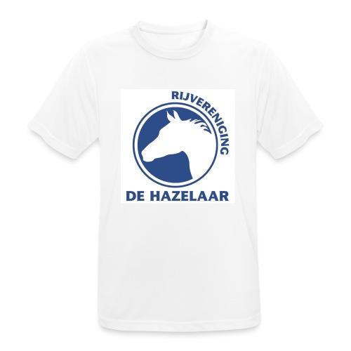 LgHazelaarPantoneReflexBl - Mannen T-shirt ademend actief