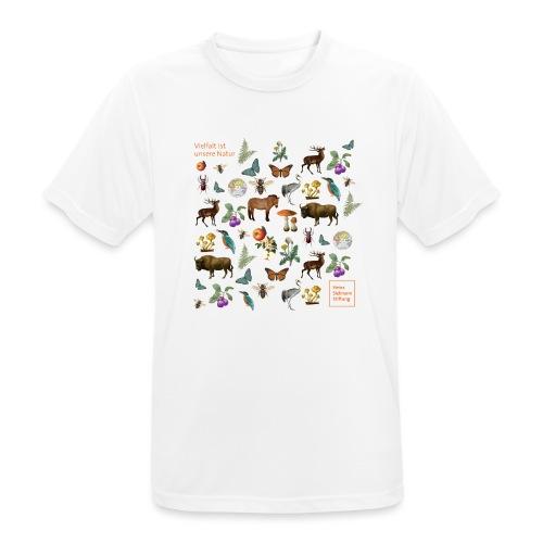 Sielmann - Männer T-Shirt atmungsaktiv