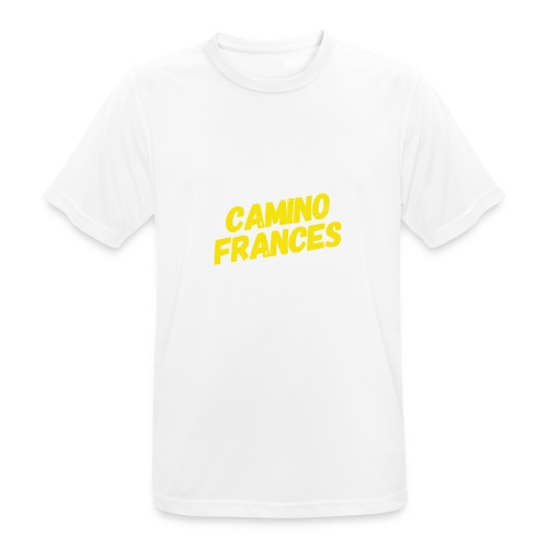 Camino Frances - Männer T-Shirt atmungsaktiv