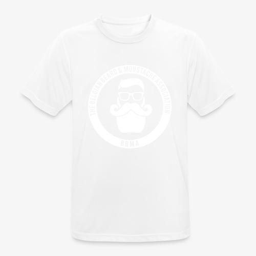 bbmafront - Mannen T-shirt ademend actief