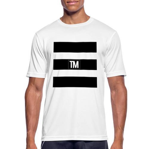 bars - Men's Breathable T-Shirt