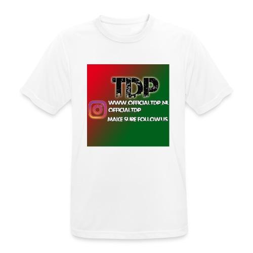 IMG 20180829 WA0003 - Mannen T-shirt ademend actief