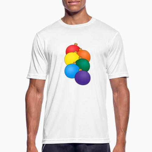 Christmas Pride - Men's Breathable T-Shirt