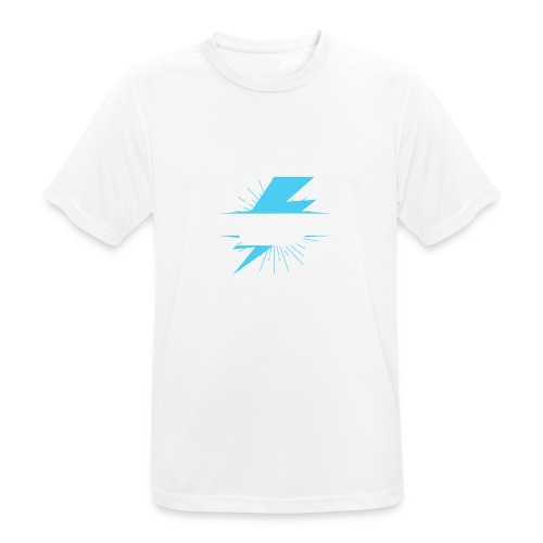 instantketoenergy - Männer T-Shirt atmungsaktiv