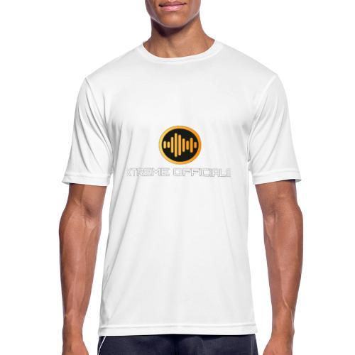 Xtreme Officials - Mannen T-shirt ademend actief