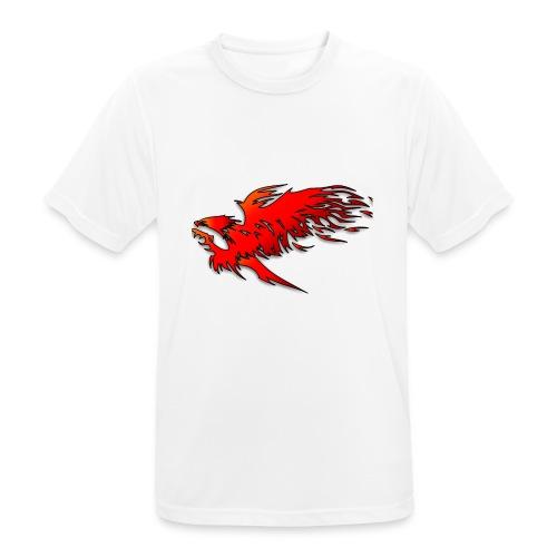 feueradler - Männer T-Shirt atmungsaktiv