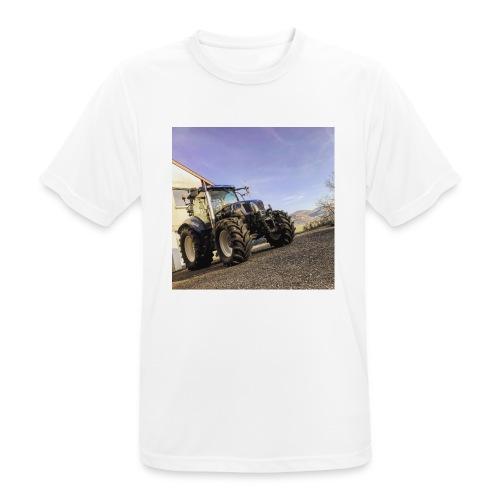 new holland t6080 - Männer T-Shirt atmungsaktiv