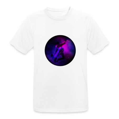 Ride the Univers - Männer T-Shirt atmungsaktiv