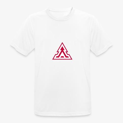 MrCraith Logo - Mannen T-shirt ademend actief