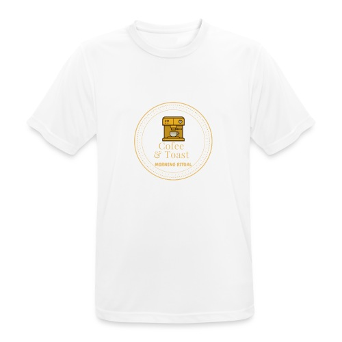 cofee - T-shirt respirant Homme