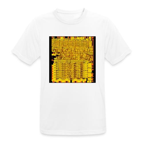 6502 - Männer T-Shirt atmungsaktiv