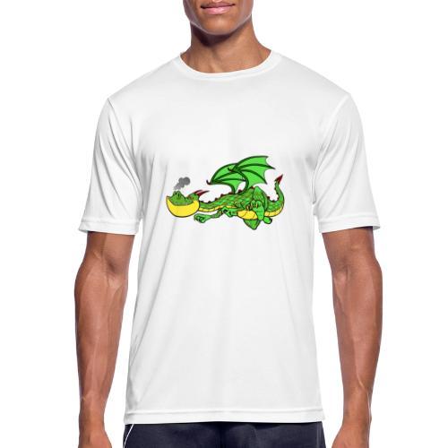 dracarys - Männer T-Shirt atmungsaktiv