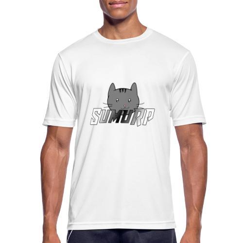SumuRP - miesten tekninen t-paita