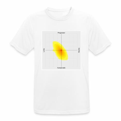 Heatmap - Männer T-Shirt atmungsaktiv
