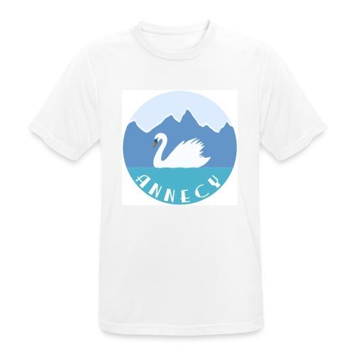 annecyviolet - T-shirt respirant Homme
