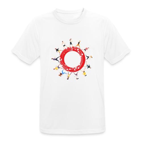 NBG Sport - Männer T-Shirt atmungsaktiv