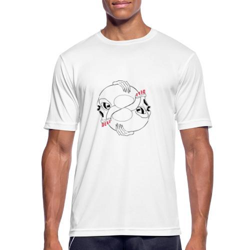 C I R C L E O F L I F E - Männer T-Shirt atmungsaktiv