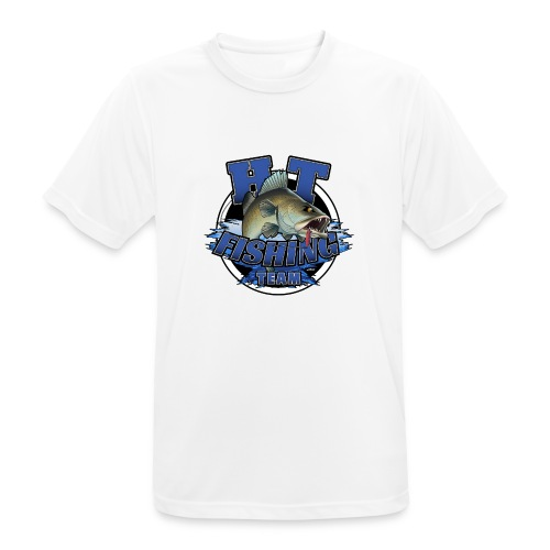 HT Fishing Team - miesten tekninen t-paita