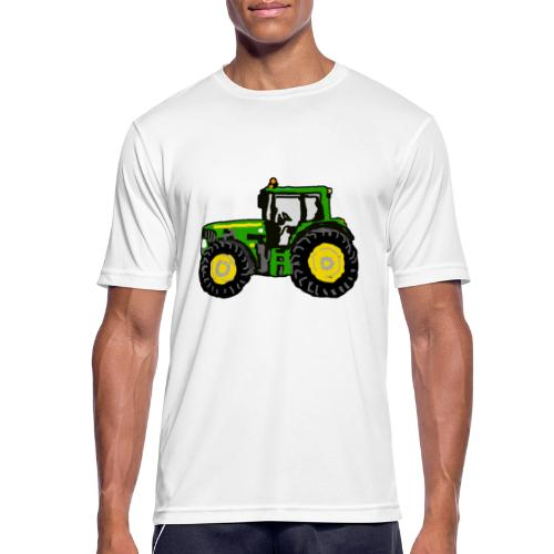 Trecker - Männer T-Shirt atmungsaktiv