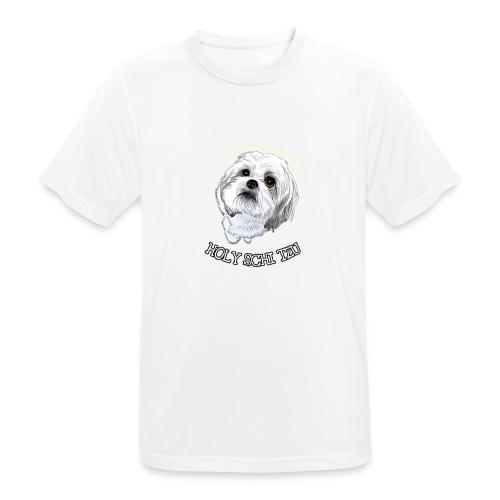 HOLY SCHI TZU - Men's Breathable T-Shirt