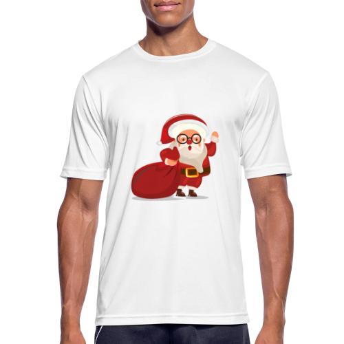 Christmas 02 - T-shirt respirant Homme