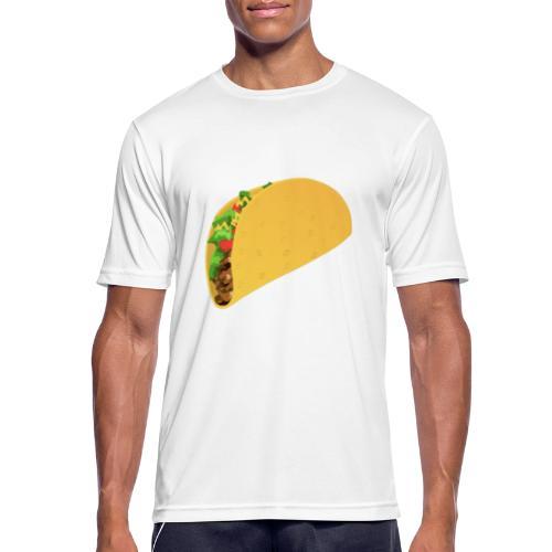 taco - Andningsaktiv T-shirt herr