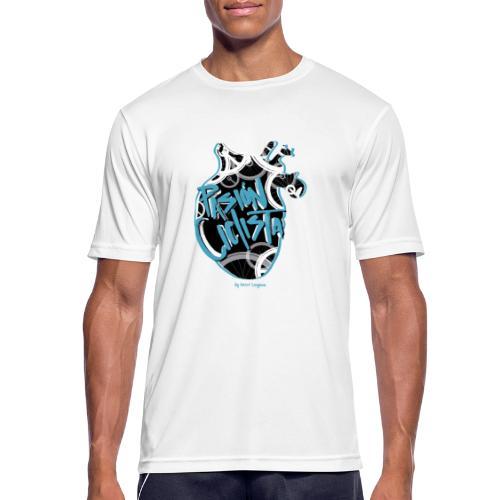 PASIÓN CICLISTA - Camiseta hombre transpirable