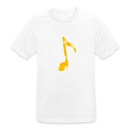 Basic logo - Men's Breathable T-Shirt