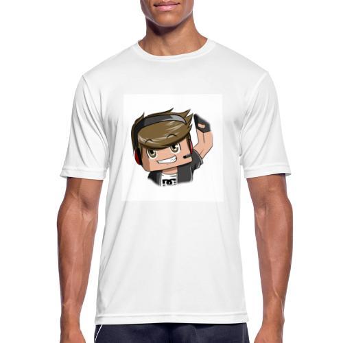 KIDGAME TV - Männer T-Shirt atmungsaktiv