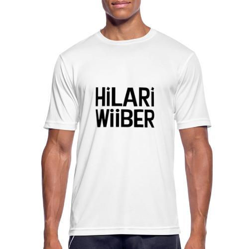Hilari Wiiber Family - Männer T-Shirt atmungsaktiv